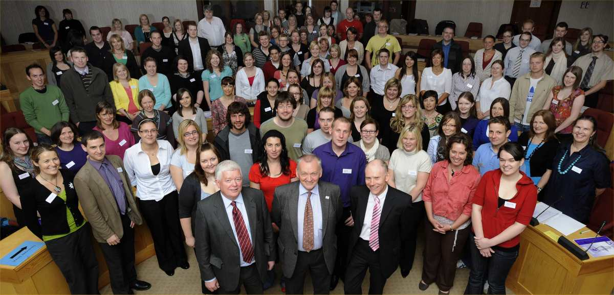 Photo: New Probationers Teachers In Highland - 25 In Caithness