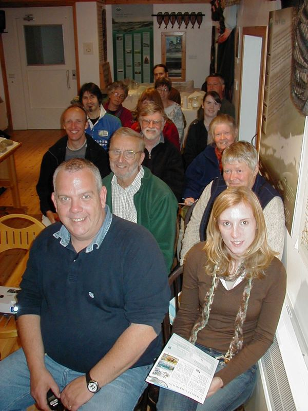 Photo: Caithness Seal Workshop At Waterlines Heritage Centre