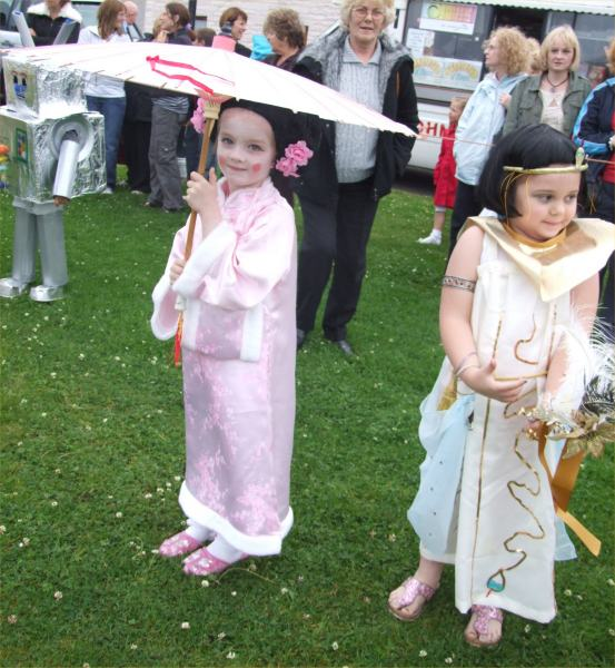 Photo: Wick Pipe Gala 2008 - Braehead Children's Fancy Dress