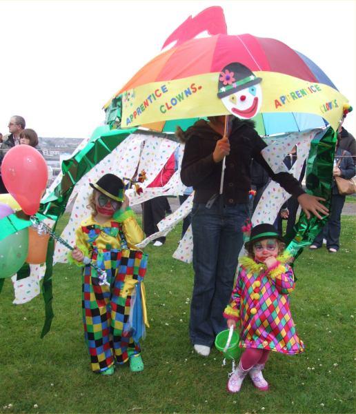 Photo: Wick Pipe Gala 2008 - Braehead Children's Fancy Dress