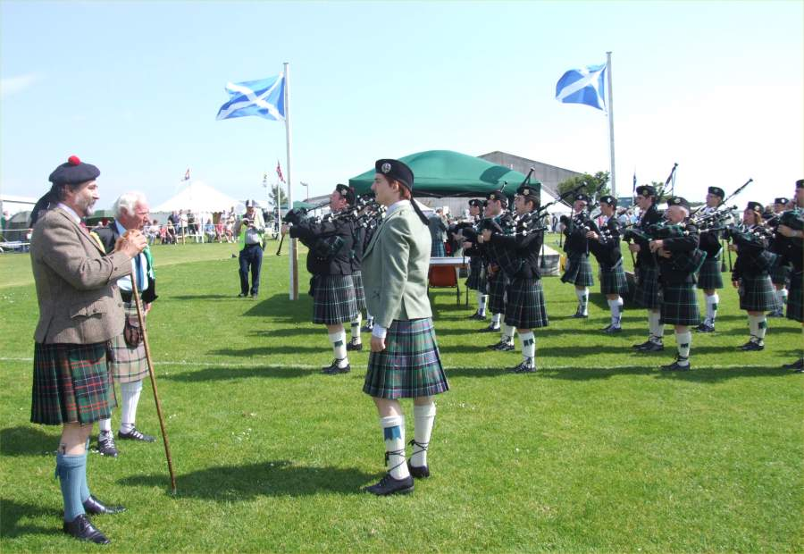 Photo: Halkirk Highland Games 2008