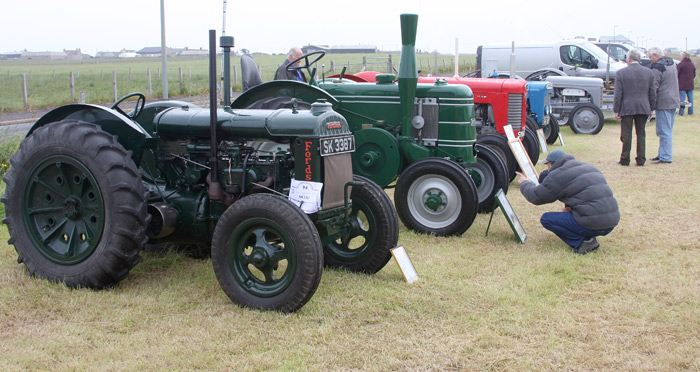 Photo: Vintage Vehicles Rally 2008 - John O'Groats