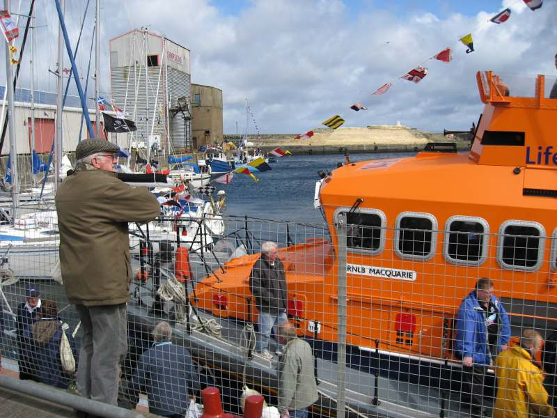 Photo: Wick Lifeboat and Regatta Day