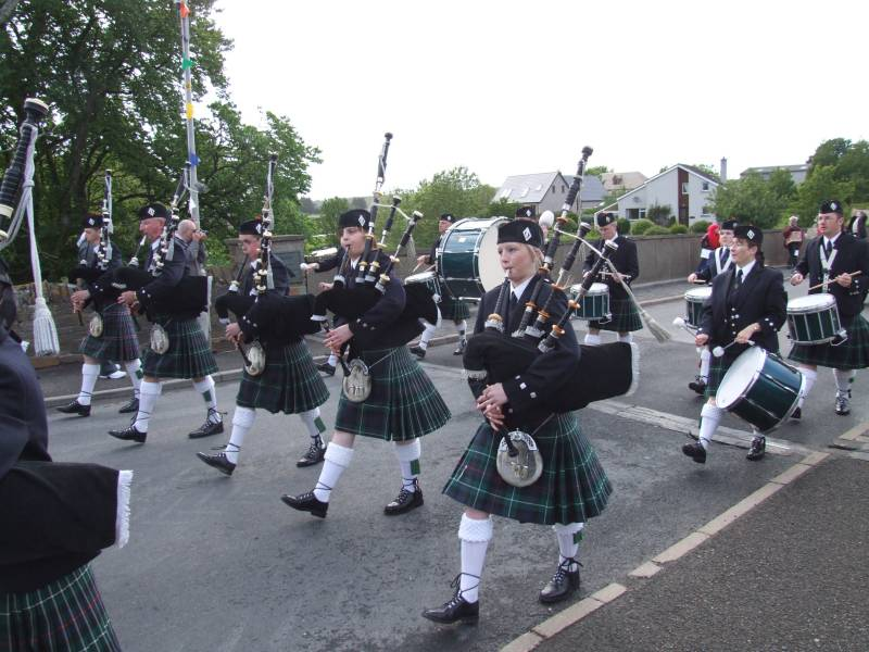 Photo: Halkirk Gala 2008