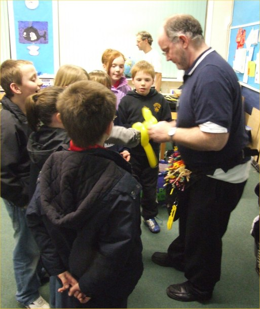Photo: Fun At The Caithness Science Festival 2008