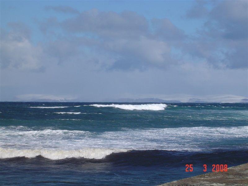 Photo: From Thurso Beach