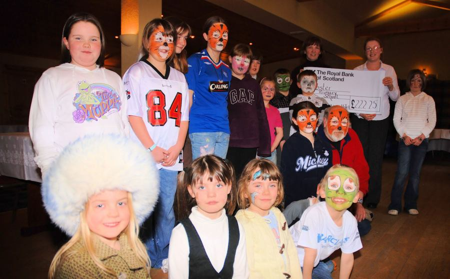 Photo: The Easter Fayre Raised £225