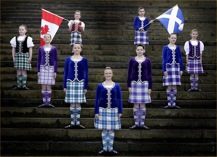Photo: Elise Lyall Dancers Preparing For The Canadian Interprovincial Dancing Championships