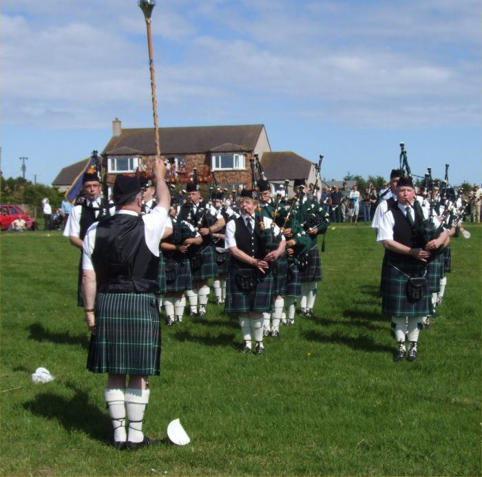 Photo: Mey Highland Games 2009