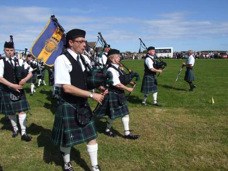 Photo: Mey Highland Games 2009