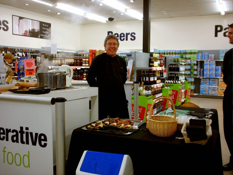 Photo: Thurso Coop Relaunched After Extensive Upgrade