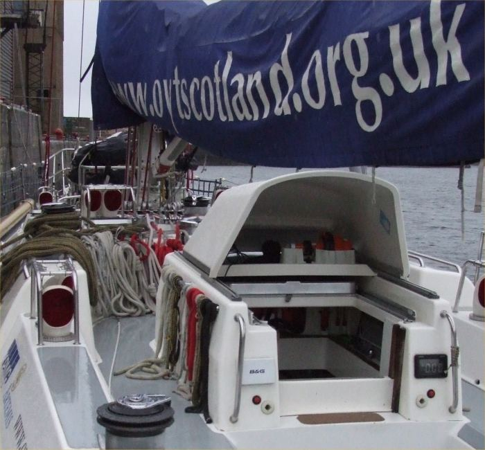 Photo: Alba Endeavour At Wick - Ocean Youth Trust Scotland