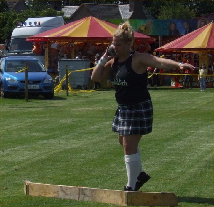 Photo: Halkirk Highland Games 2009
