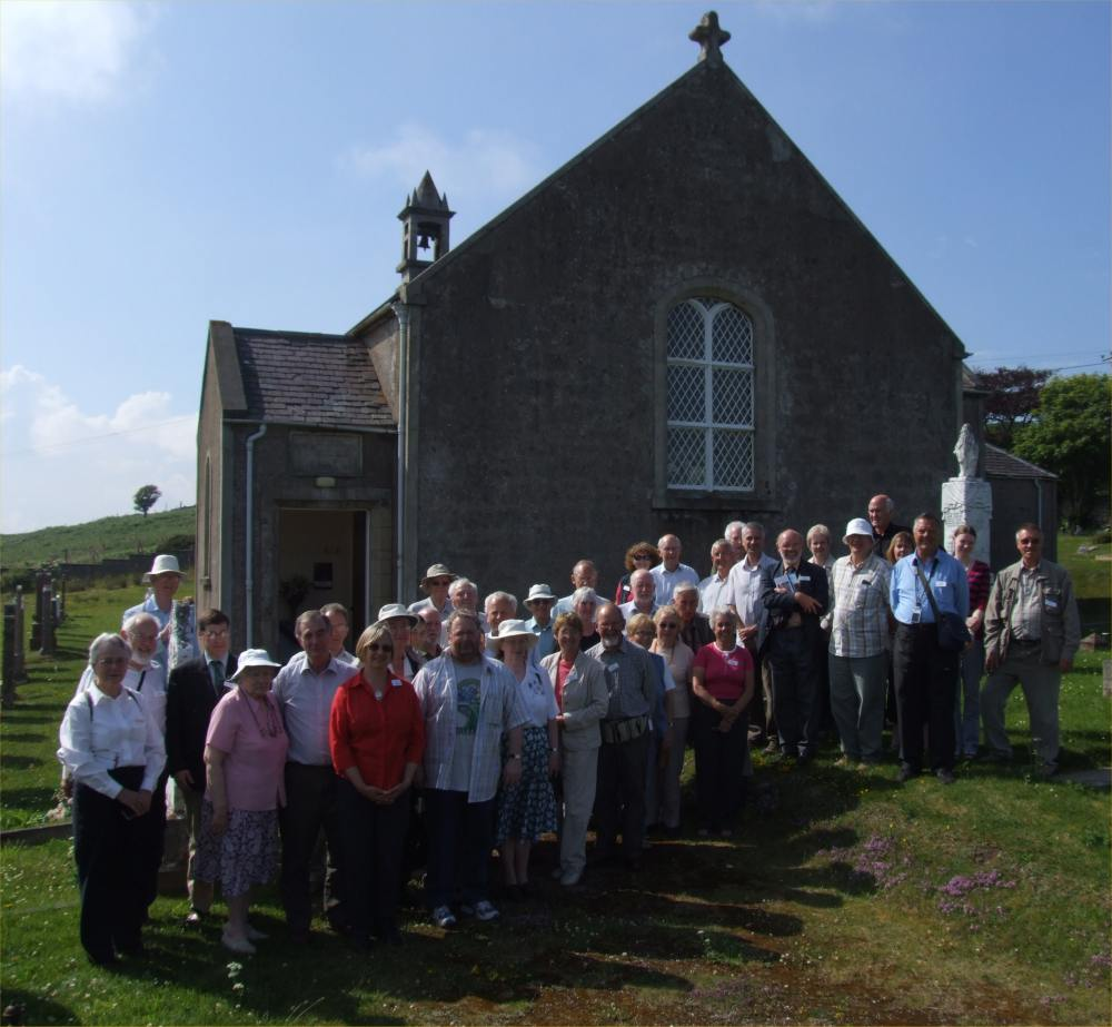 Photo: The Weekend Tour At Berriedale - A Telford Church