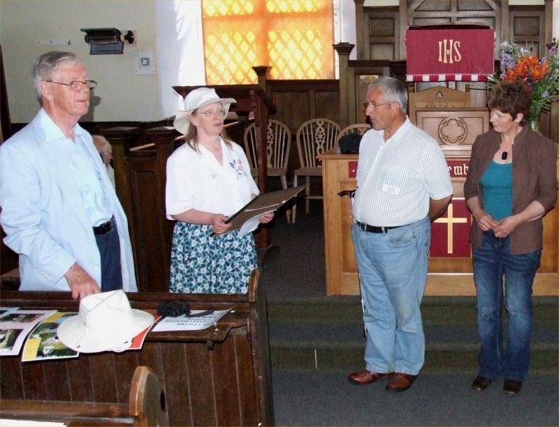 Photo: The Weekend Tour At Berriedale - A Telford Church