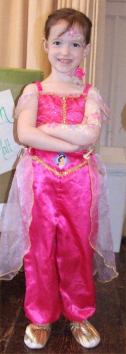 Photo: Halkirk Gala 2009 - Children's Fancy Dress