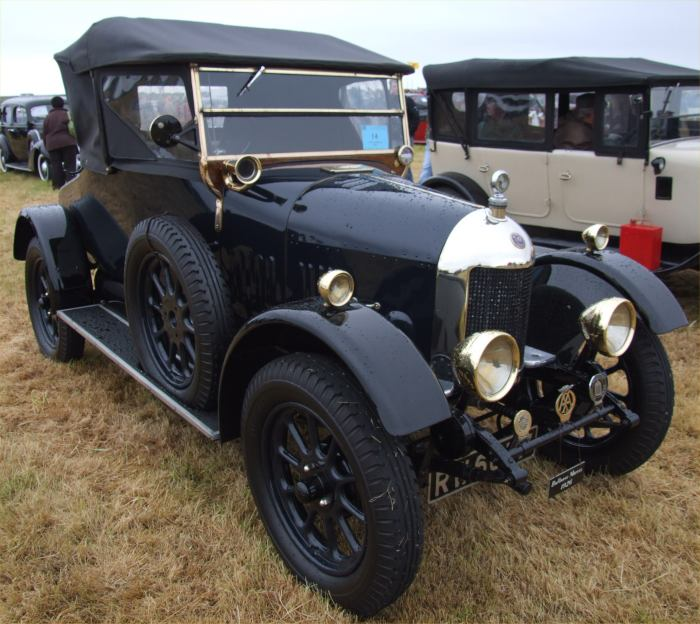 Photo: Caithness & Sutherland Vintage Vehicles Rally 2009