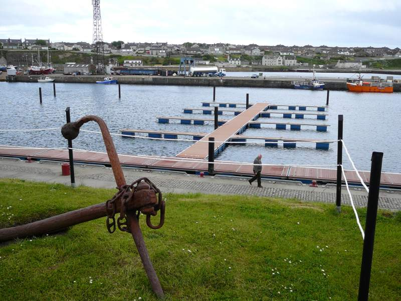 Photo: Wick Marina Making Fast Progress