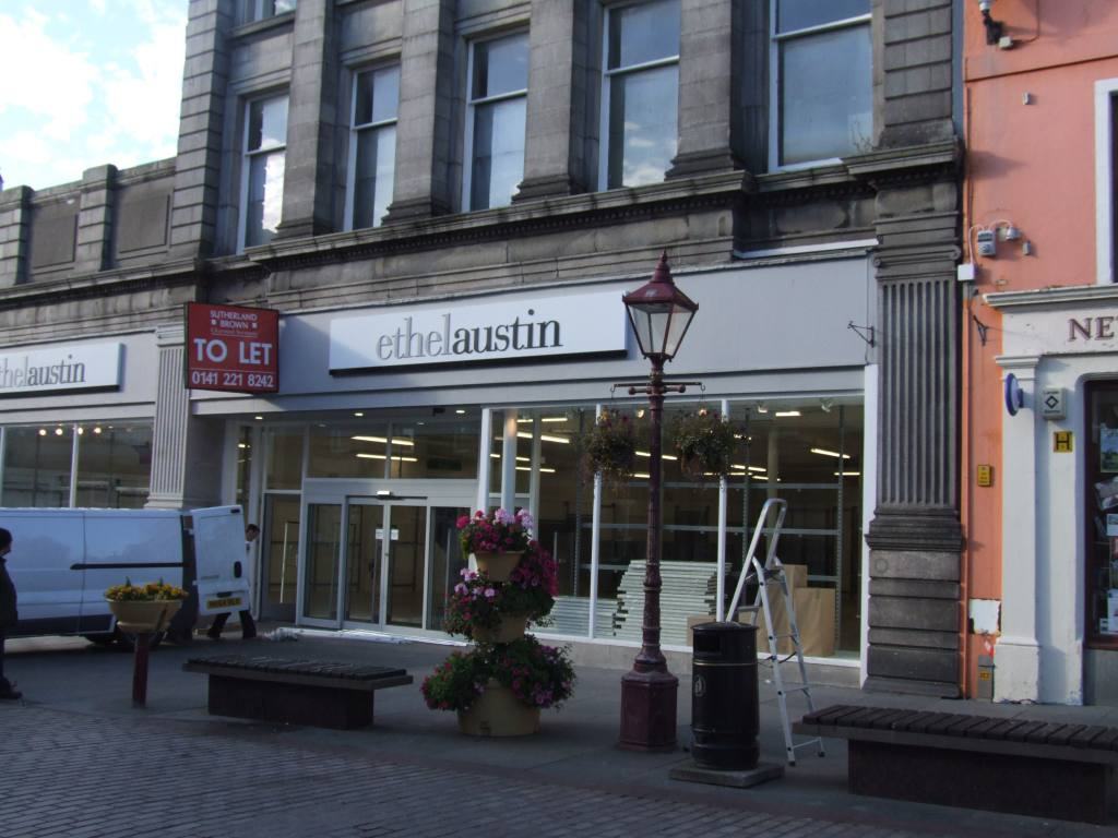 Photo: New Ethel Austen Shop In Wick Almost Ready To Open