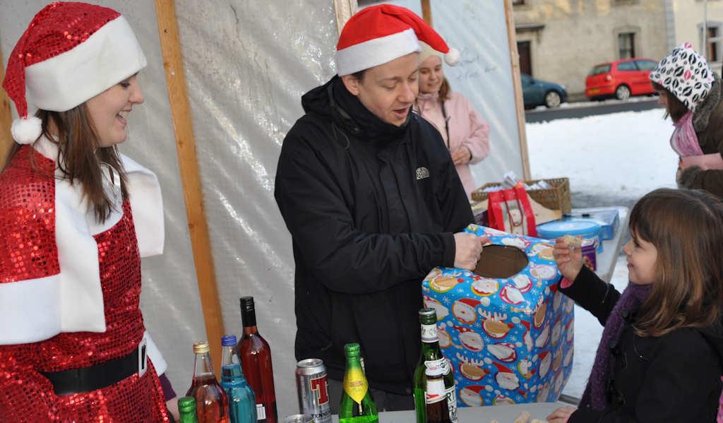Photo: Argyle Square Christmas Fun Day