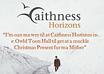 Caithness Horizons Christmas Shopping