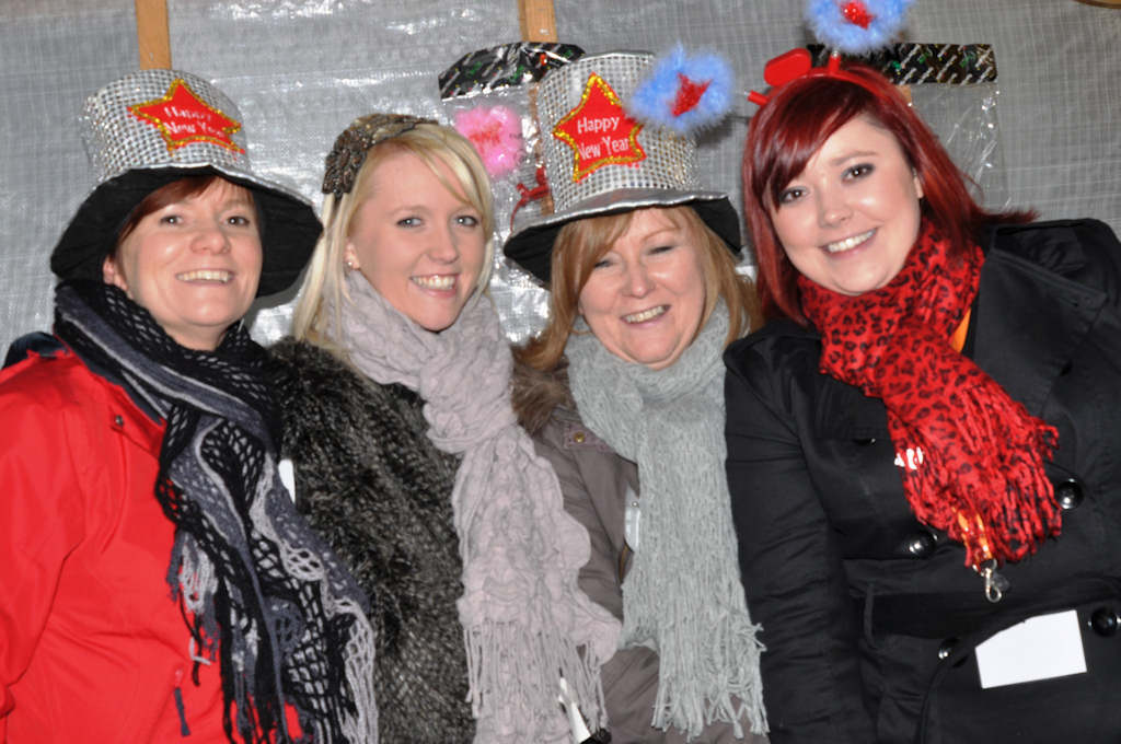 Photo: New Year 2011 At Market Square, Wick