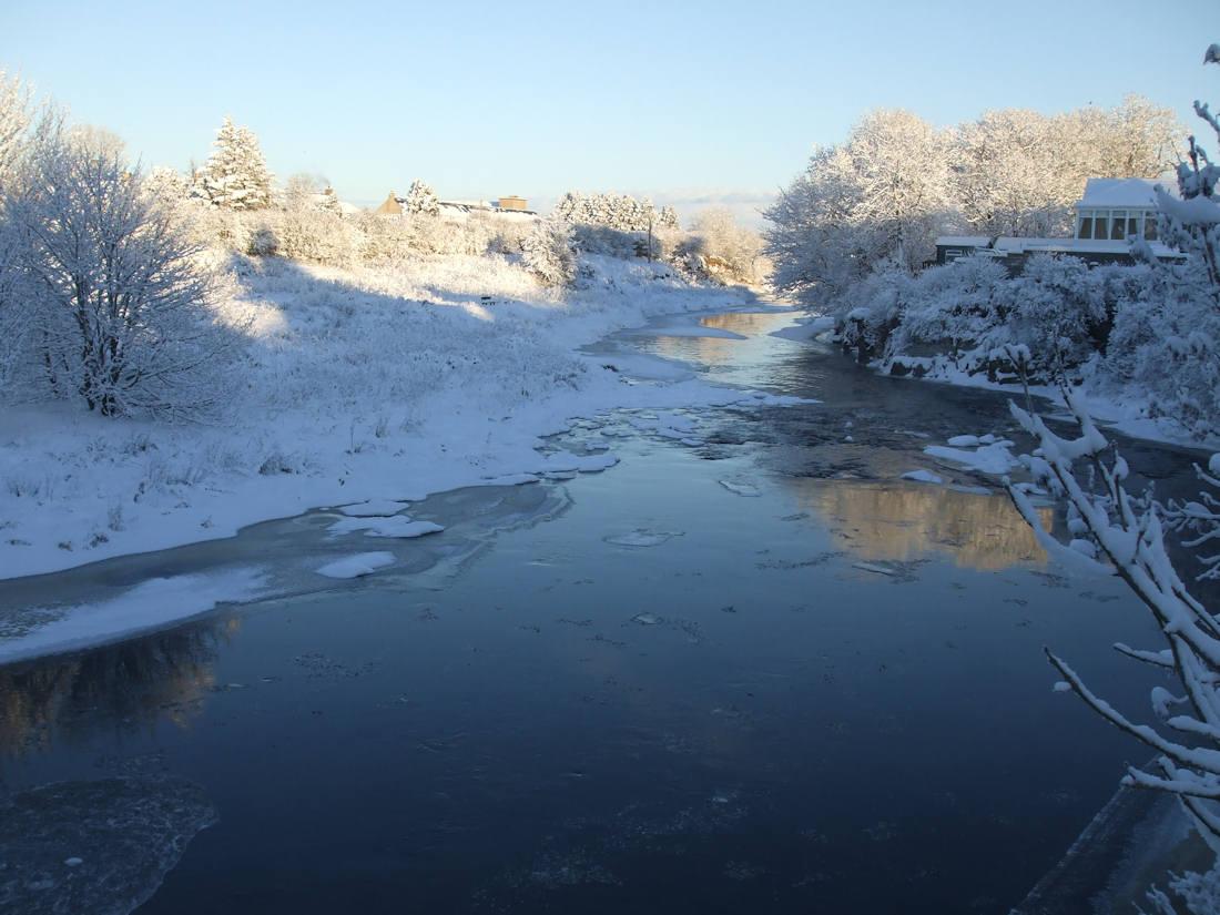 Photo: Halkirk In Winter 2010