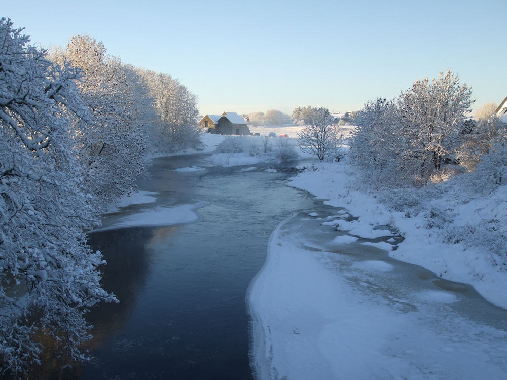 Photo: Halkirk In Winter 2010