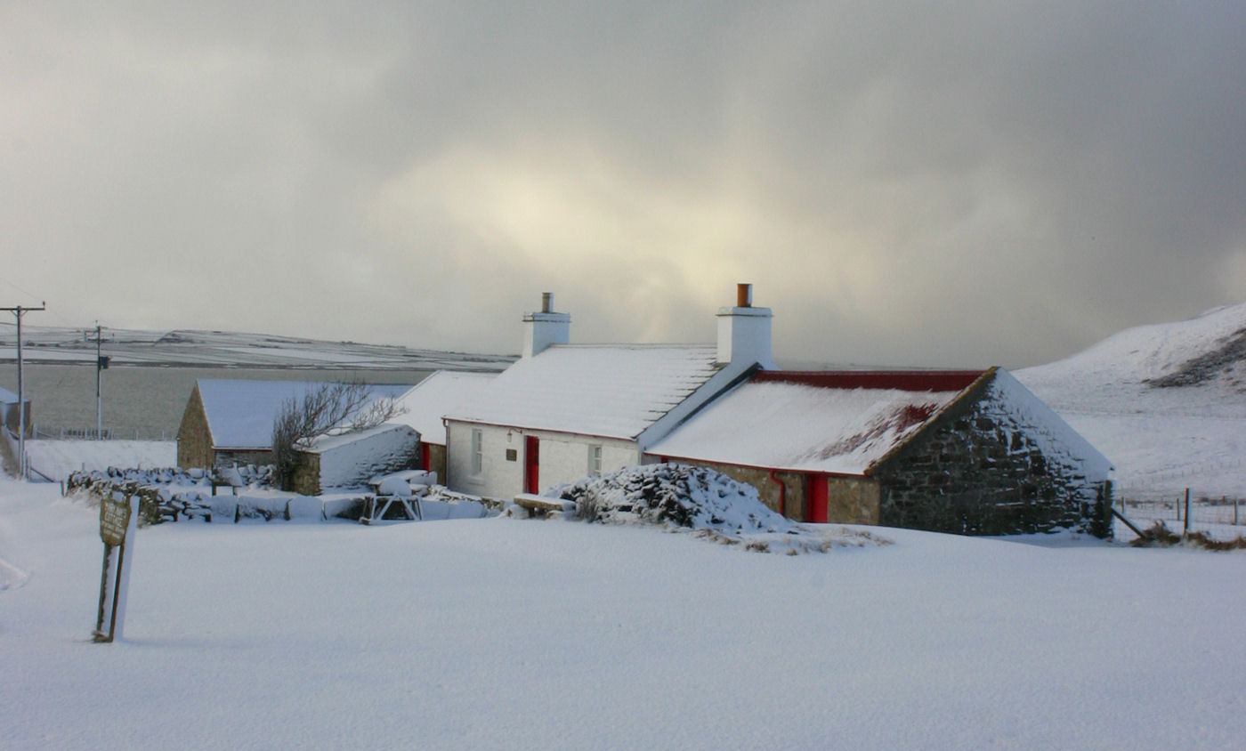 Photo: Mary Ann's Cottage, Dunnet