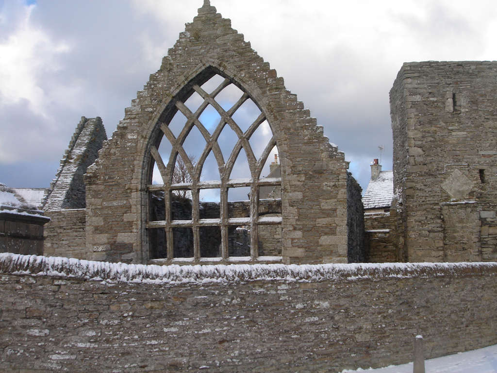 Photo: Old St.Peter's Church, Thurso