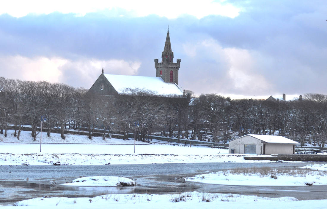 Photo: Wick In The Snow