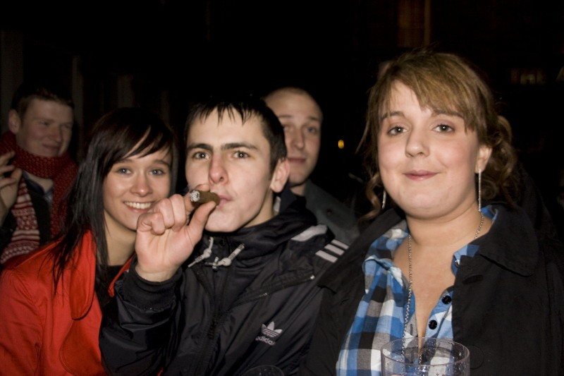 Photo: Wick Hogmanay Street Party Brings In 2010