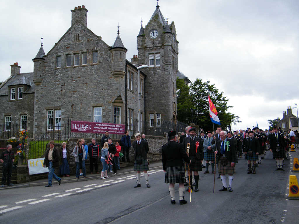 Photo: Halkirk Highland Games 2010