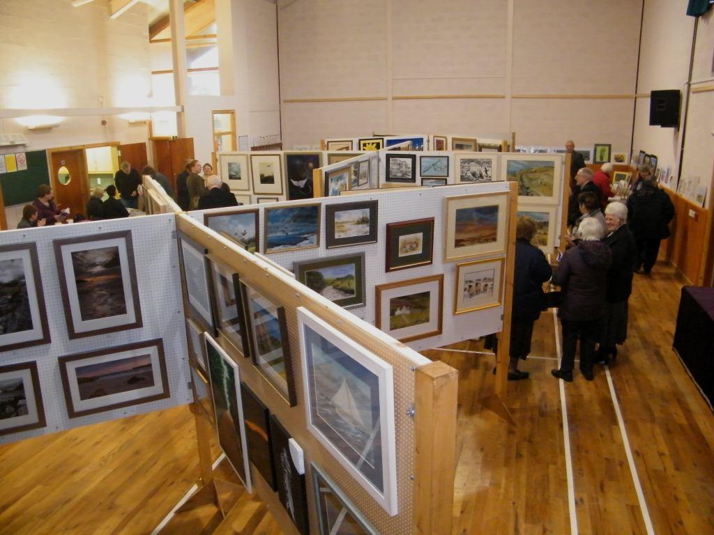 Photo: Latheron Art Show 2010