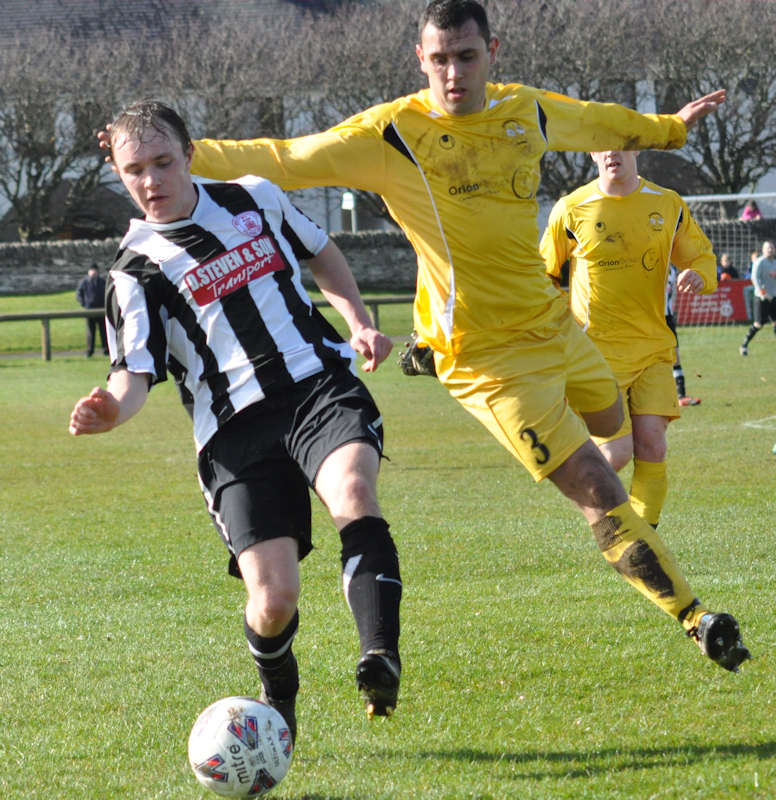 Photo: Wick Academy & Clachnacuddin Draw 2 - 2