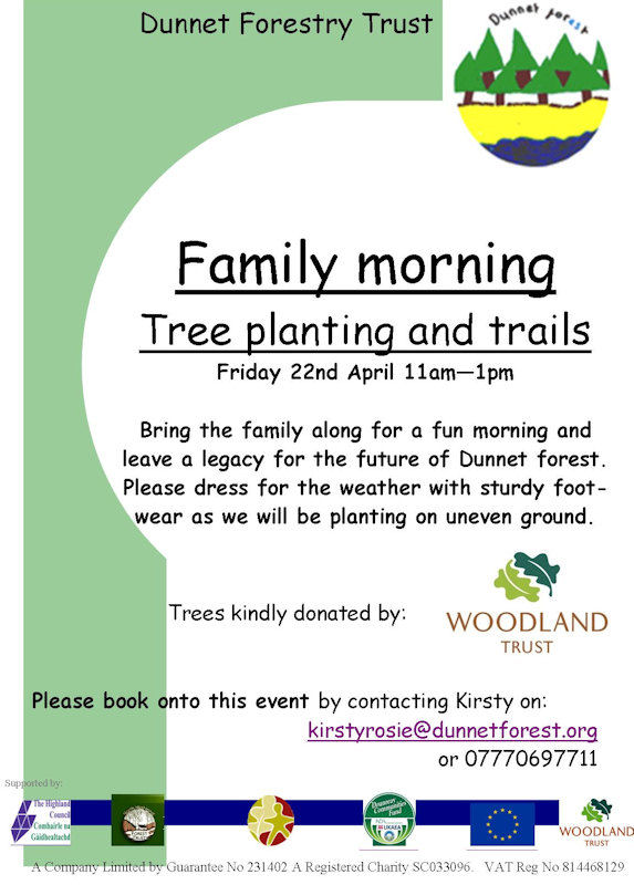 Photo: Family Morning Tree Planting