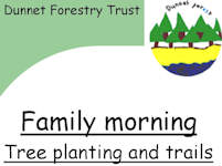 Family Tree Planting At Dunnet