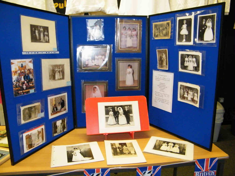 Photo: Pultneytown Academy Wedding Dresses Display
