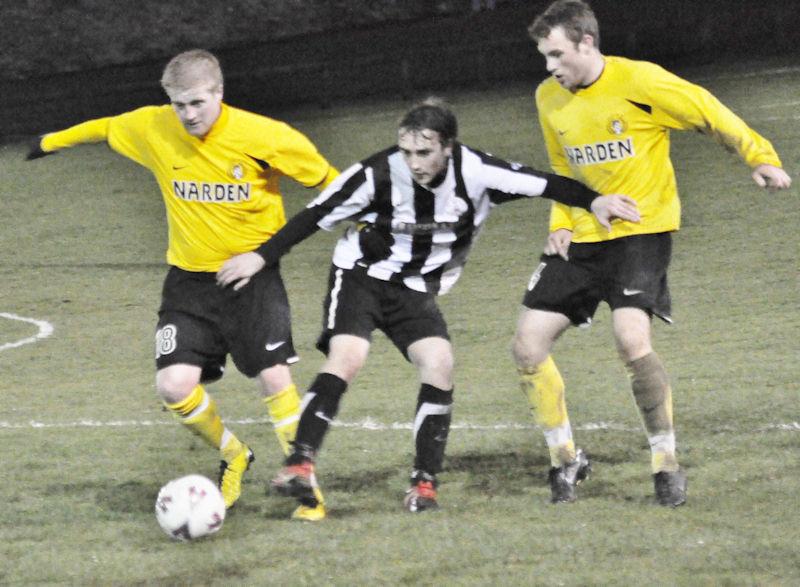 Photo: Wick Academy & Nairn County 0 - 4