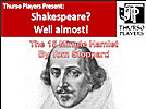 Shakespeare? Well Almost!