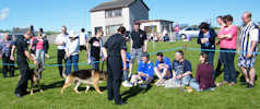 Dounreay Dogs Demonstration