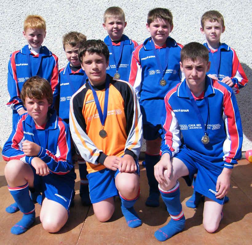 Photo: Keiss Gala 2011 Football