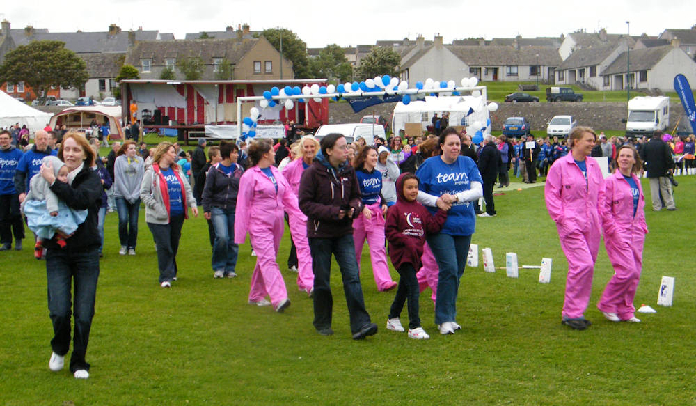 Photo: Caithness Relay For Life