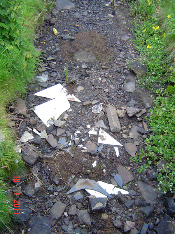 Photo: Repairs and Cleanup at Telford Lade, Wick