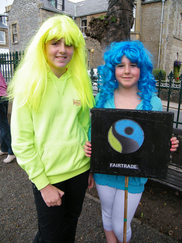 Photo: Children's Fancy Dress At Thurso Gala 2011