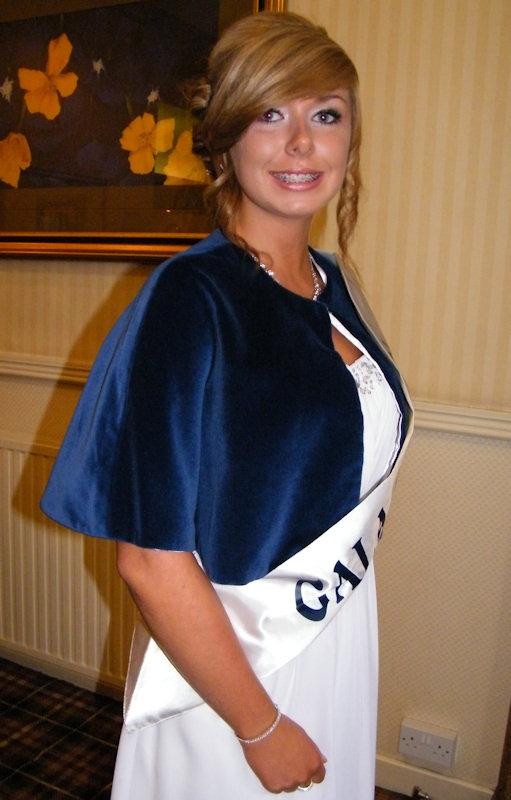 Photo: Hannah Paterson Gala Queen Thurso Gala 2011