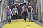 Yellow Lanes In Wick
