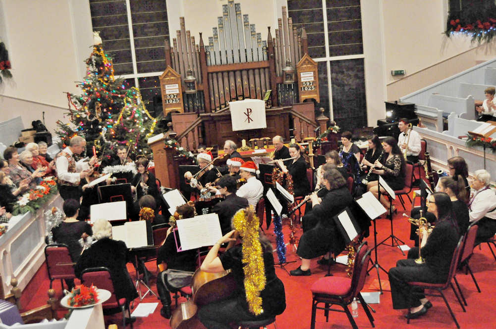Photo: Christmas Carols Concert At St Fergus, Wick