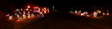 Christmas Lights in Caithness