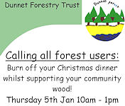 Path Clearing Help wanted at Dunnet Forest